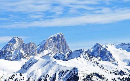 Itálie - Val di Fiemme autobusem na 3 dny