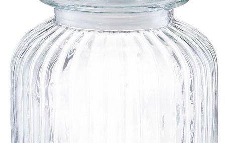 Skleněná nádoba NOSTALGIE na potraviny, 2800 ml, ZELLER