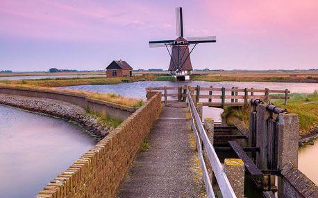 Holandsko: Nejkrásnější národní parky Holandska a Amsterdam