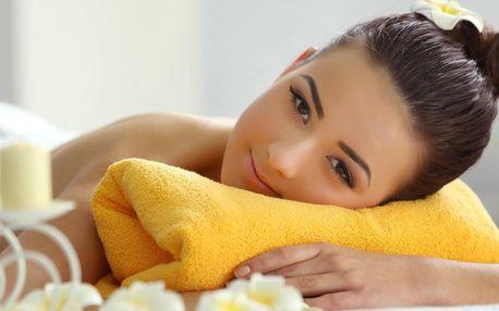 Masáž obličeje nebo lymfatická masáž těla