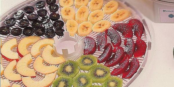 Sušička ovoce Ezidri FD 500 Snackmaker bílá5