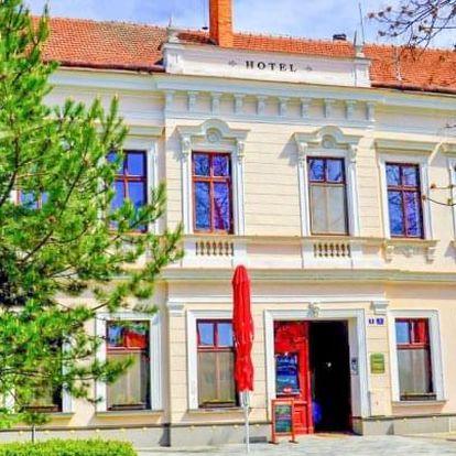 Jižní Morava s neomezeným vínem či lázněmi