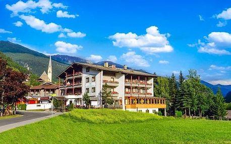 Vysoké Taury v Hunguest Hotelu Heiligenblut s polopenzí a neomezeným wellness