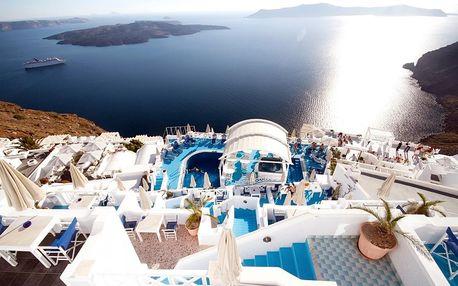 Řecko - Santorini letecky na 6-8 dnů