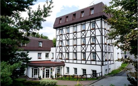 Liberec: Hotel Valdštejn