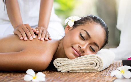 Až 67% sleva na masáže dle výběru