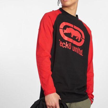 Ecko Unltd. / Longsleeve East Buddy in red XL