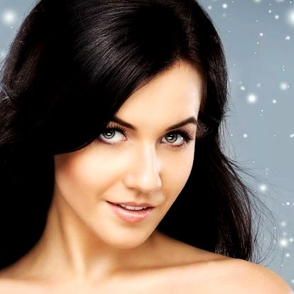 Kosmetické ošetření pleti s relaxační masáží