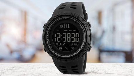Chytré voděodolné hodinky s mnoha funkcemi