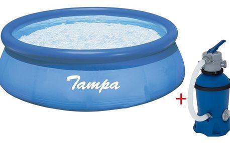 Marimex | Bazén Tampa 3,66x0,91 m s pískovou filtrací ProStar 2 | 10340132