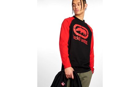 Ecko Unltd. / Longsleeve East Buddy in red XL