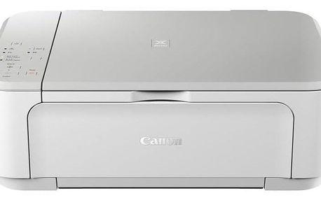 Canon PIXMA MG3650 bílá (0515C026)