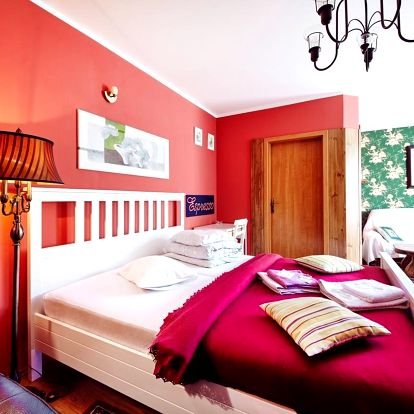 Krušné hory: Hotel Clochard