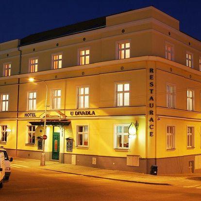 Znojmo: Hotel U Divadla
