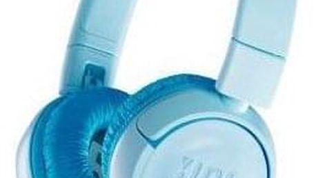 JBL JR300 modrá (448929)