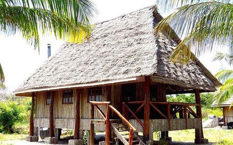 Zanzibar - Pemba Lodge na 10 dní, plná penze s dopravou letecky z Prahy