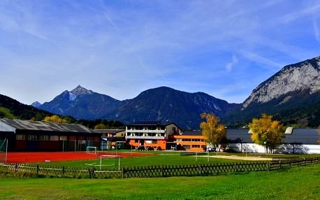 Rakousko: Sportsarea Grimming Sport Hotel