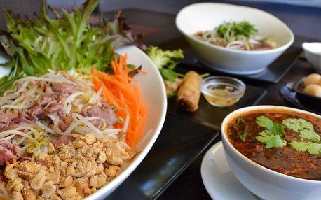 Tradiční vietnamské menu pro 1 či 2 hladovce