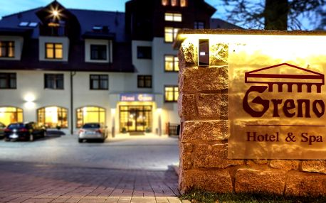 Dolny Śląsk: Hotel & SPA Greno