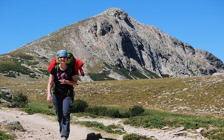 Korsika - GR 20 - 13 dnů vysokohorské turistiky s dopravou a ubytováním