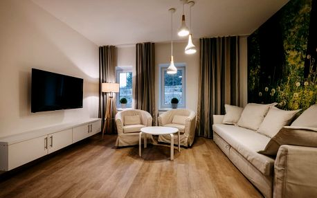 Vysočina: Wellness Hotel Marta