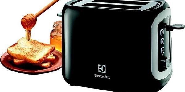 Opékač topinek Electrolux EAT3300 černý5
