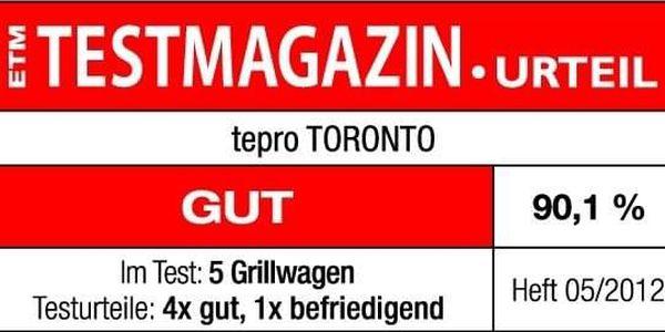 Gril Tepro Toronto New5