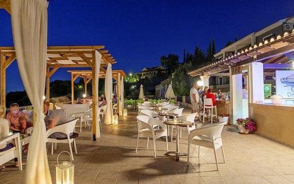 Hotel CORFU RESIDENCE, Korfu, Řecko, letecky, all inclusive (4.6.2019 - 12.6.2019)2