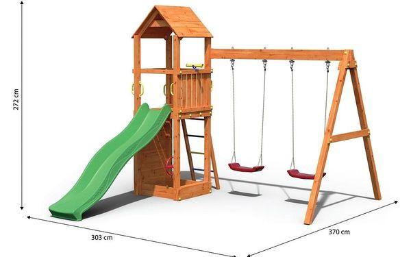 Marimex Dětské hřiště Marimex Play 006 - 116401323