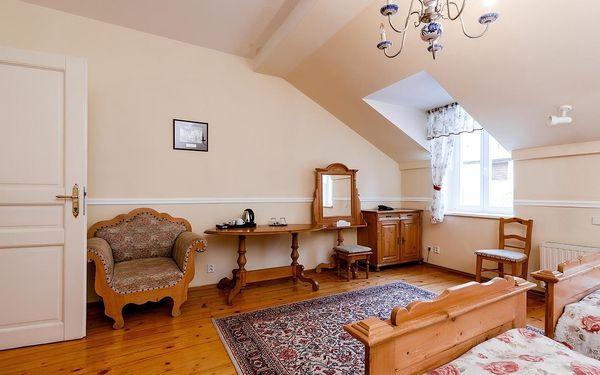 Pokoj Standard s manželskou postelí King nebo 2 oddělenými postelemi5