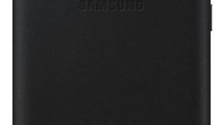 Samsung Leather Cover pro Galaxy S10+ černý (EF-VG975LBEGWW)