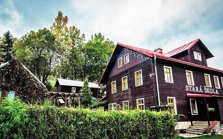 Pobyt s polopenzí v Krkonoších: jaro i léto