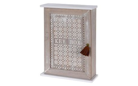 Koopman Skříňka na klíče Key Box, 28 cm