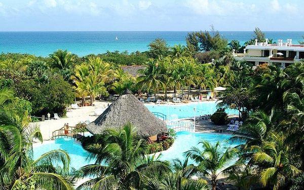 Kuba, Varadero, letecky na 10 dní all inclusive