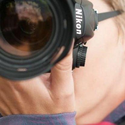 Kurz základy fotografování v přírodě 2019 (kompozice, ovládání) Brno (libovolný termín) 9:00- 16:00