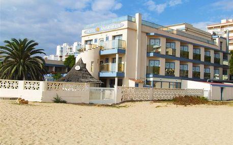 Španělsko - Costa Brava - hotel Amaraigua - 7 dní s all inclusive, doprava autobusem