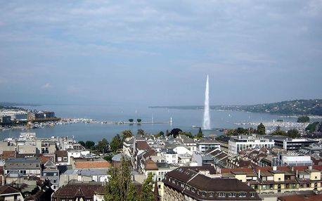 Švýcarsko - Bern, Montreux, Chamonix, Zermatt - 4 dny poznání se snídaní