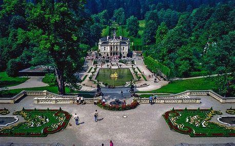 1denní poznávací zájezd za krásami Bavorska pro 1 osobu