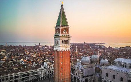 Benátky - Verona - Lago Di Garda - 3 dny poznání s polopenzí a dopravou