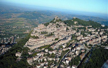 Nejkrásnější města severní Itálie & Cortina D´Ampezzo - 5 dní poznání s dopravou a se snídaní