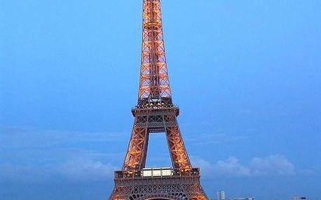 Francie - Paříž - Versailles - 4 dny poznání se snídaní