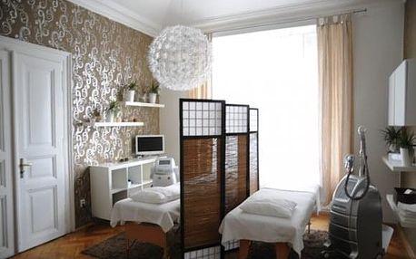 Luxusní kosmetické ošetření pleti v Plzni