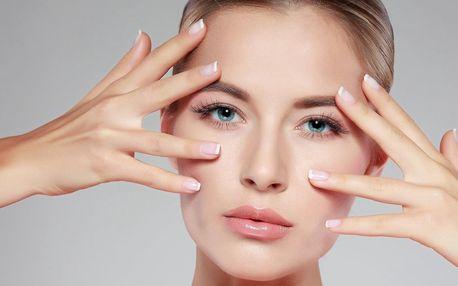 Kosmetické ošetření pleti s liftingovým efektem