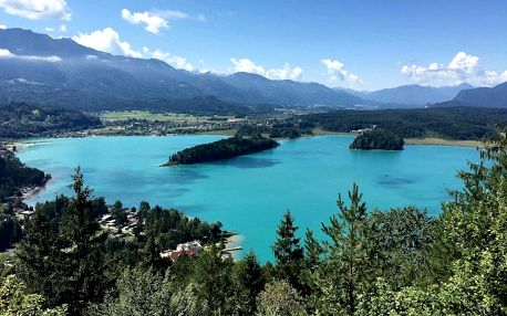 Rakousko - Korutany - Slovinsko - 4 dny poznání, s dopravou a se snídaní