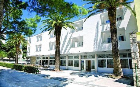 Chorvatsko - Makarská riviéra - hotel Palma - 7 dní s polopenzí a dopravou