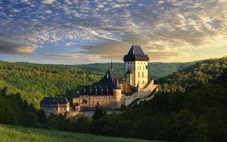 Karlštejn, Karlovy Vary a Loket - 3 dny poznání s ubytováním a snídaní