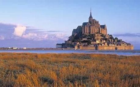 Francie - Normandie a Bretaň - 5 dní poznání s dopravou, ubytováním a snídaní
