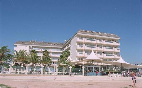 Španělsko - Costa Brava - hotel Caprici - 7 dní s polopenzí, autobusová doprava