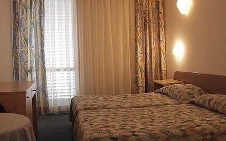 Chorvatsko - Makarská riviera - hotel Rivijera - 7 dní s polopení a dopravou