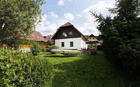 Lipno Family Cottage poblíž Stezky korunami stromů Lipno